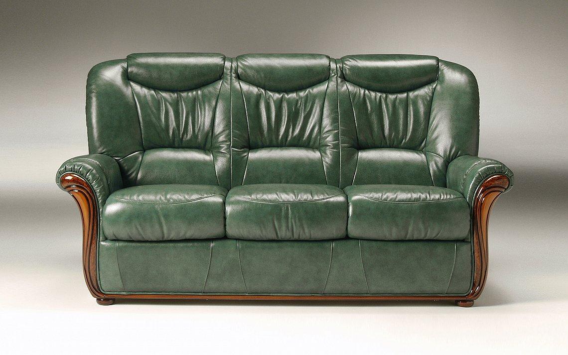 Divano Classico Bicolore Florence : Lorena divano classico